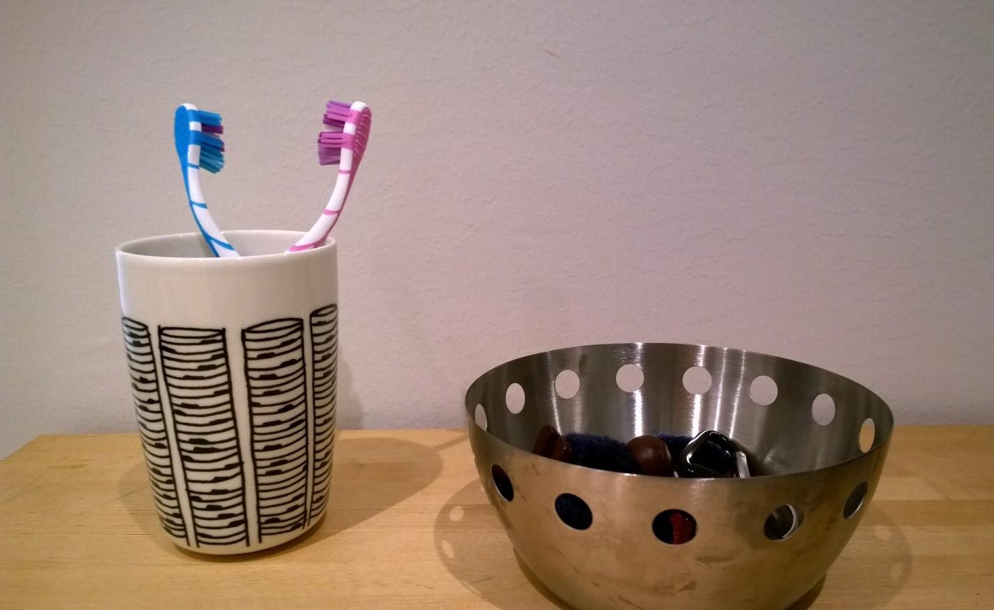 hammasharjat lasissa