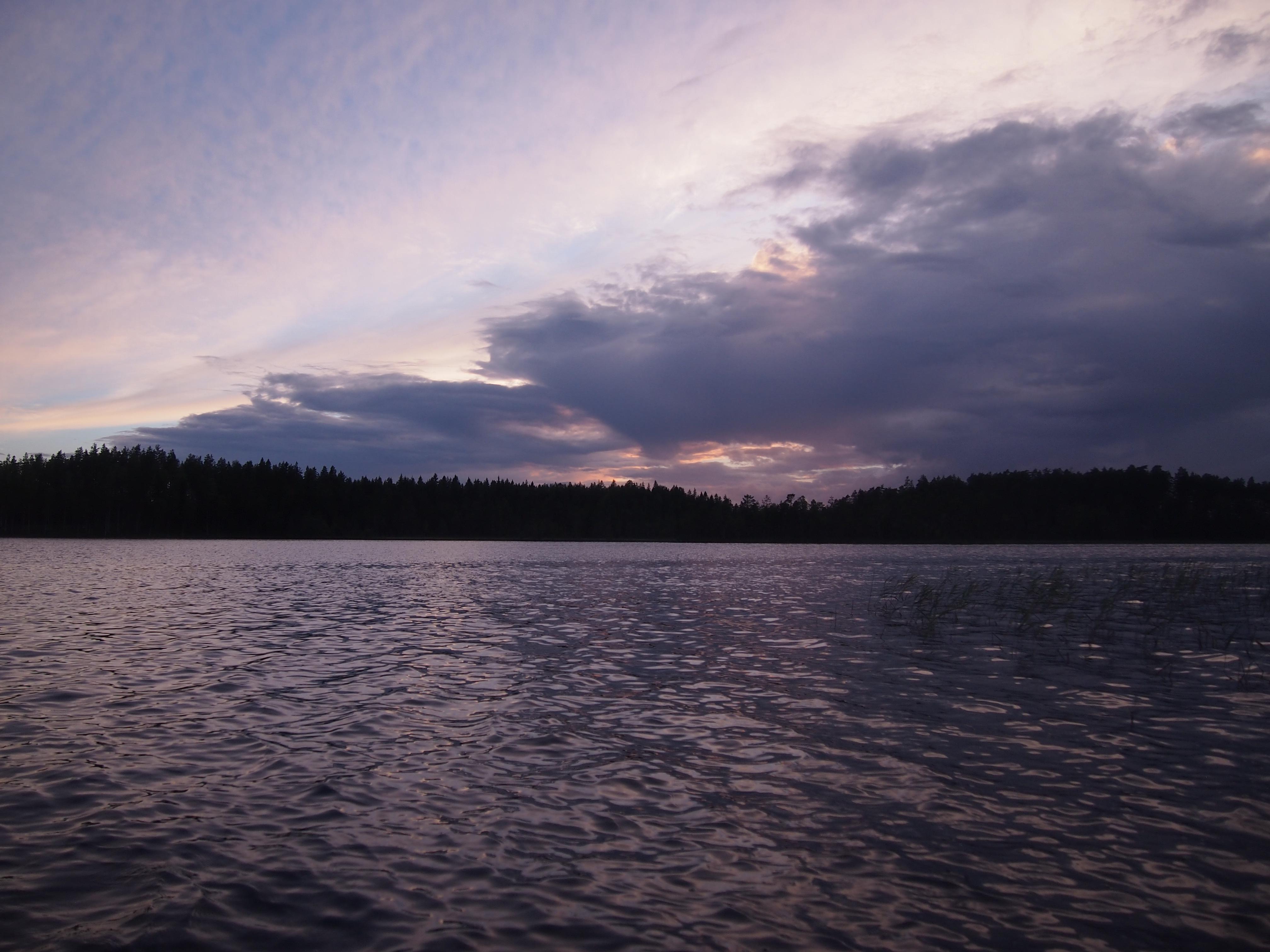 pastellinvärinen taivas