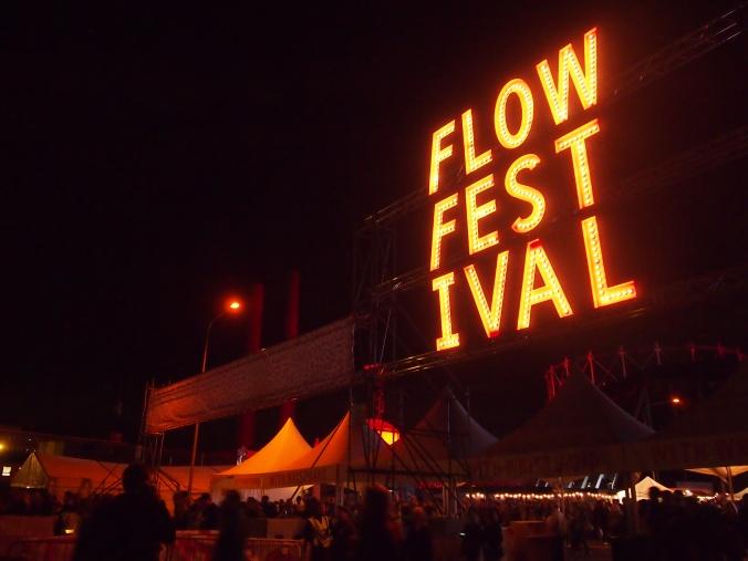 flow-valokirjaimet