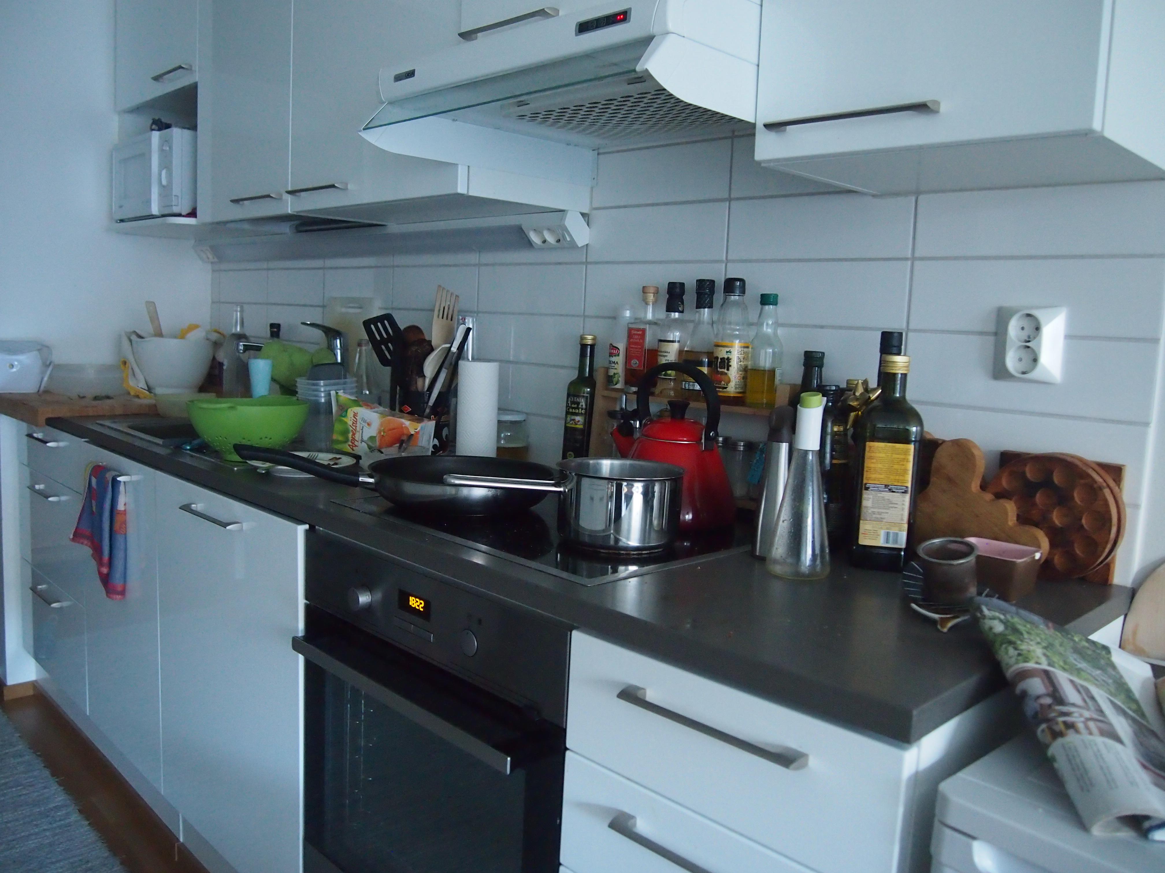 keittiön tasot