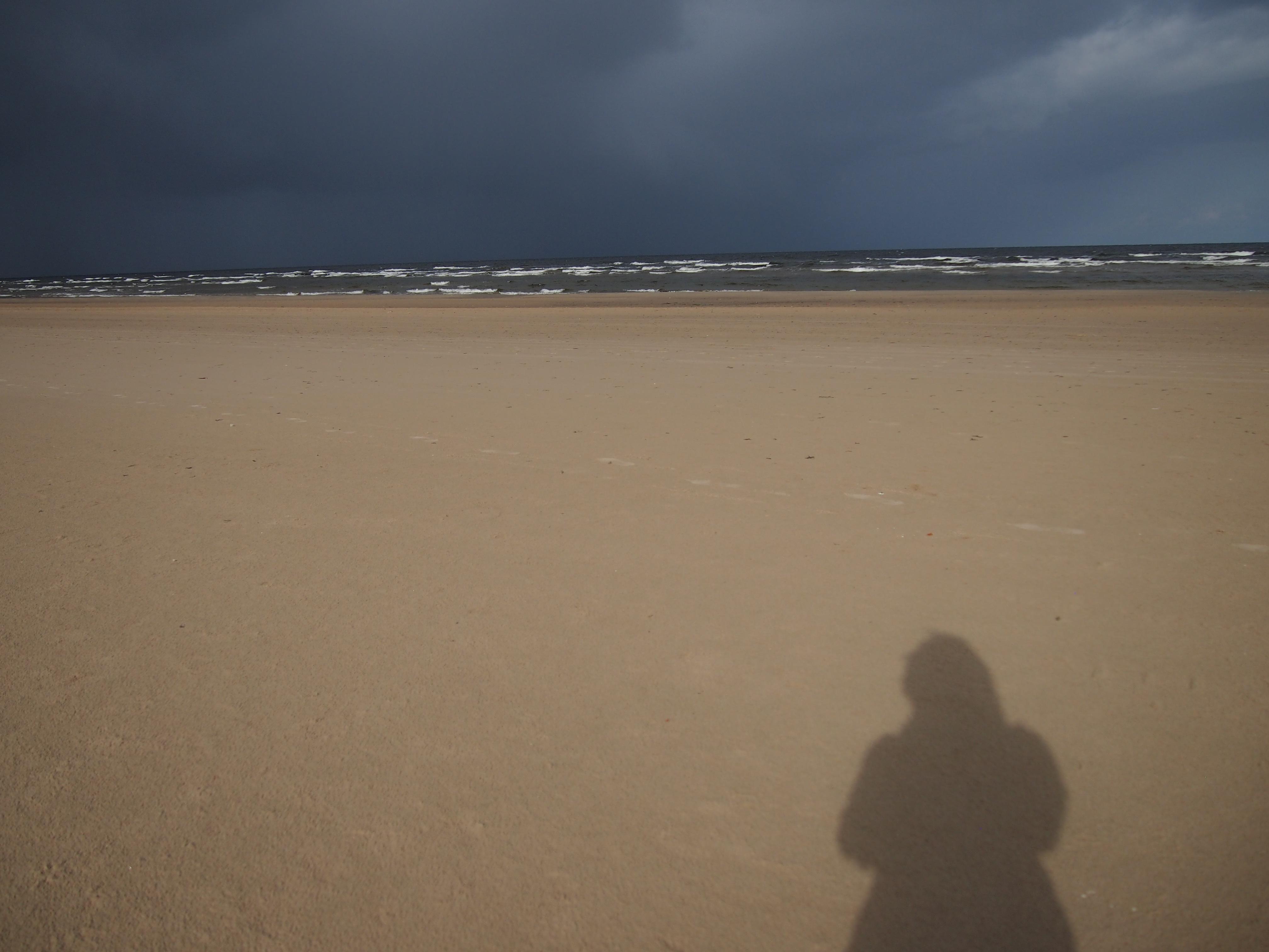 varjo rannalla