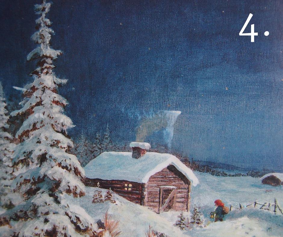 joulukalenterin 4. luukku