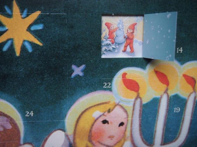 SPR:n joulukalenteri
